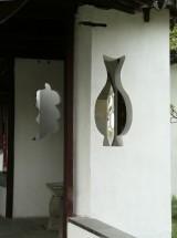 Im Garten Yi Yuan 怡园, Suzhou, Provinz Jiangsu (2008)