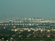 Shanghai im Smog (2009)