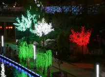 Illumination in Weifang 潍坊, Provinz Shandong (2009)