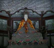 Heilige Mutter, Jin Ci 晋祠, Provinz Shanxi (2009)