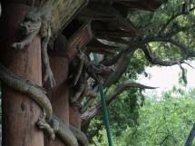 Halle der heiligen Mutter 圣母殿, Jin Ci 晋祠, Provinz Shanxi (2009)