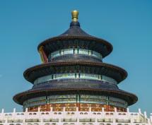 Halle des Erntegebets 祈年殿, Himmelsaltar, Peking (2009)