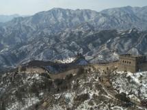 Große Mauer bei Badaling, Peking (2010)