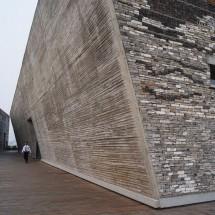 Ningbo-Museum 宁波博物馆, Ningbo, Provinz Zhejiang (2012)