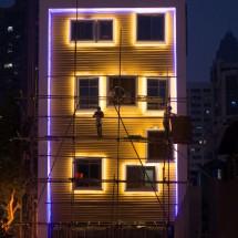 Baustelle in Wenzhou (2012)