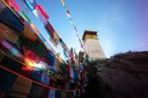 Yumbu Lakhang, Tibet (2014)