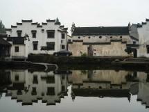 Szene im Dorf Longmen Zhen, Provinz Zhejiang (2012)
