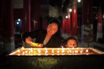 Im Sera-Kloster, Lhasa, Tibet (2014)